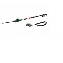 Акумулаторен телескопичен храсторез за жив плет Bosch UniversalHedgePole 18 - 18V/ 1x2.0Ah Li-Ion