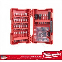 Комплект ударни накрайници Milwaukee - 75 части