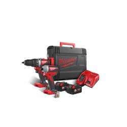 Комплект акумулаторни инструменти Milwaukee M18 BLPP2B2-502X - 18V Li-Ion