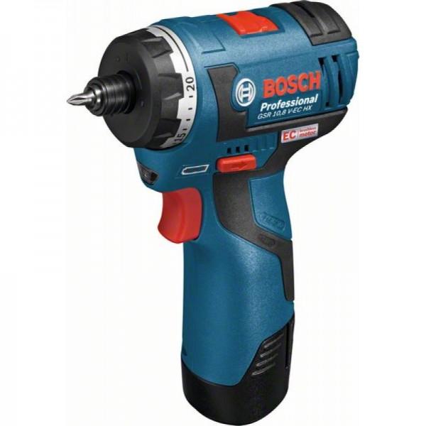 Акумулаторен винтоверт Bosch GSR 12V-20 HX Professional SOLO