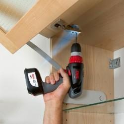 Комплект акумулаторни инструменти за вкъщи