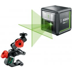 Лазерен нивелир със зелен лъч Bosch Quigo