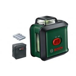 Bosch UniversalLevel 360 Basic Лазерен нивелир със зелени линии