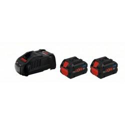 Bosch Стартов комплект: 2 x ProCORE 18V 8.0Ah + 1 x GAL 1880 CV