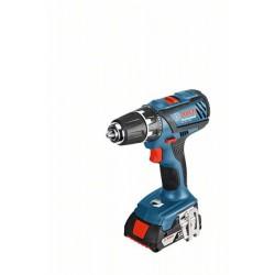 Акумулаторен винтоверт GSR 18-2-LI Plus Professional SOLO