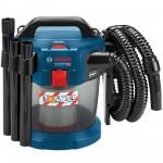 Акумулаторен многофункционален инструмент Bosch GOP 18 V-28 Professional, 2X5Ah, L-BOXX + Прахосмукачка GAS 18V-10 L