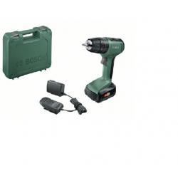 Акумулаторен винтоверт Bosch UniversalDrill 18 V , 30 Nm с батерия и зарядно