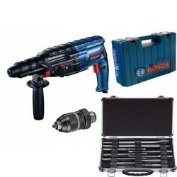 GBH 240 F Перфоратор SDS Plus+куфар + 11 бр. консуматив