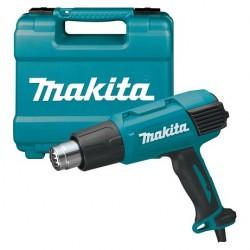 Makita Пистолет за горещ въздух HG6031VK - 1800W