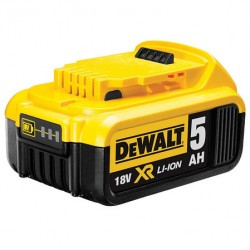 DeWALT Акум. батерия DCB184 18V 5Ah Bluetooth
