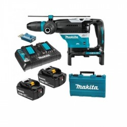 Акумулаторен перфоратор Makita DHR400PT2U  SDS-MAX 36 V
