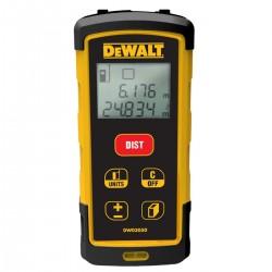 DeWALT Лазерна ролетка DW03050-XJ  0.03- 50.00 м, +/-1.5 мм
