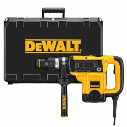 DeWALT Перфоратор D25601K-QS SDS-MAX 1250W
