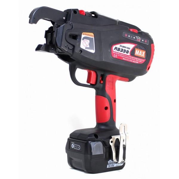 MAX Инструмент за връзване на арматура RB398