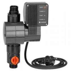 Електронен прекъсвач със защита срещу работа на сухо