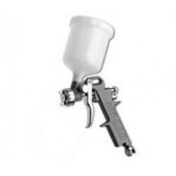 Пистолет за боядисване с горно казанче