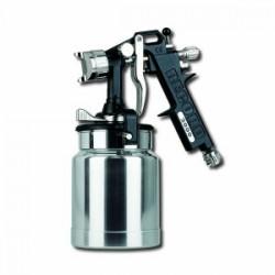 Професионален пистолет за боядисване с допълнителна регулация на въздуха