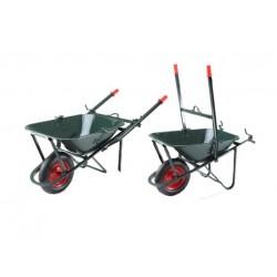 IMER Ръчна количка със сгъваеми дръжки за телфер
