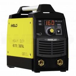 Инверторен електрожен IWELD HD 170 LT DIGITAL + КУФАР