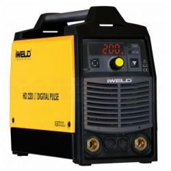 Инверторен електрожен IWELD HD 220 LT DIGITAL PULSE