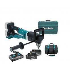 Акумулаторна ъглова бормашина Makita DDA460PT2 13 mm + ЧАНТА ЗА ИНСТРУМЕНТИ