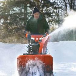 Какъв снегорин да изберете за зимата