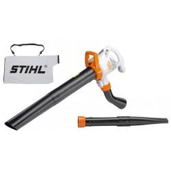 STIHL SHE 71 Електрическа машина за засмукване и раздробяване