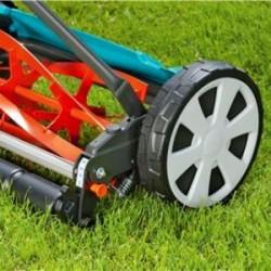 5 предимства на цилиндричната косачка за трева